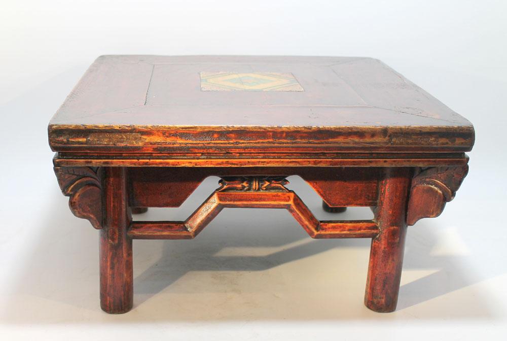 Antik couchtisch china um 1890 massiv holz couch tisch for Couchtisch unikat