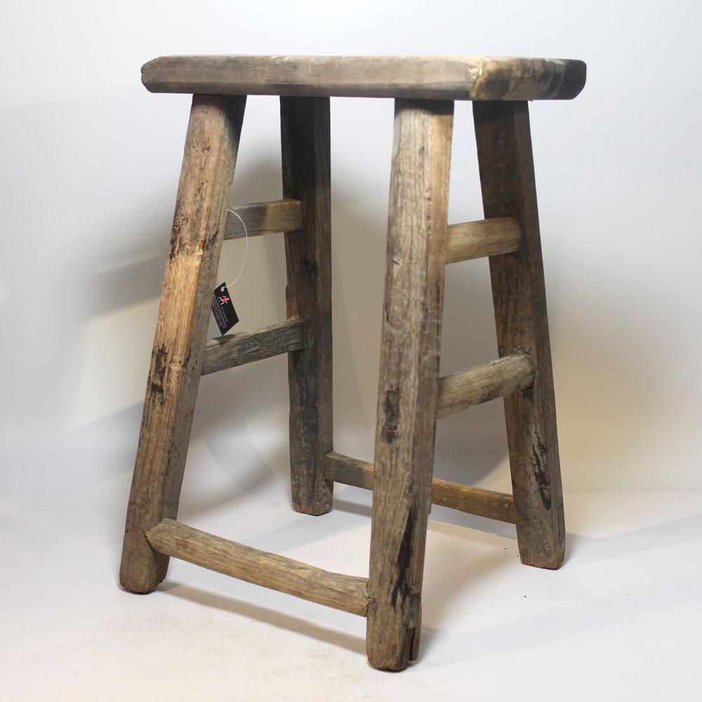 nic duysens original old wood bench chair stuhl hocker. Black Bedroom Furniture Sets. Home Design Ideas